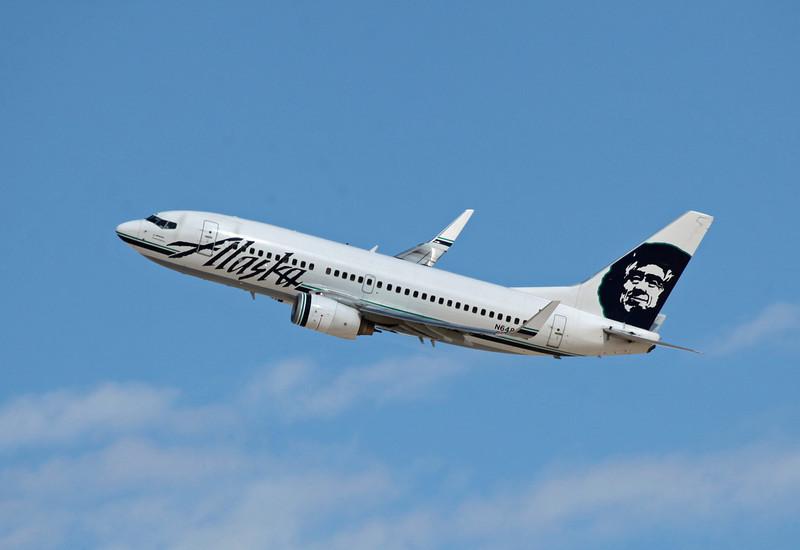 N648AS B737-790 (LAS) Alaska Airlines