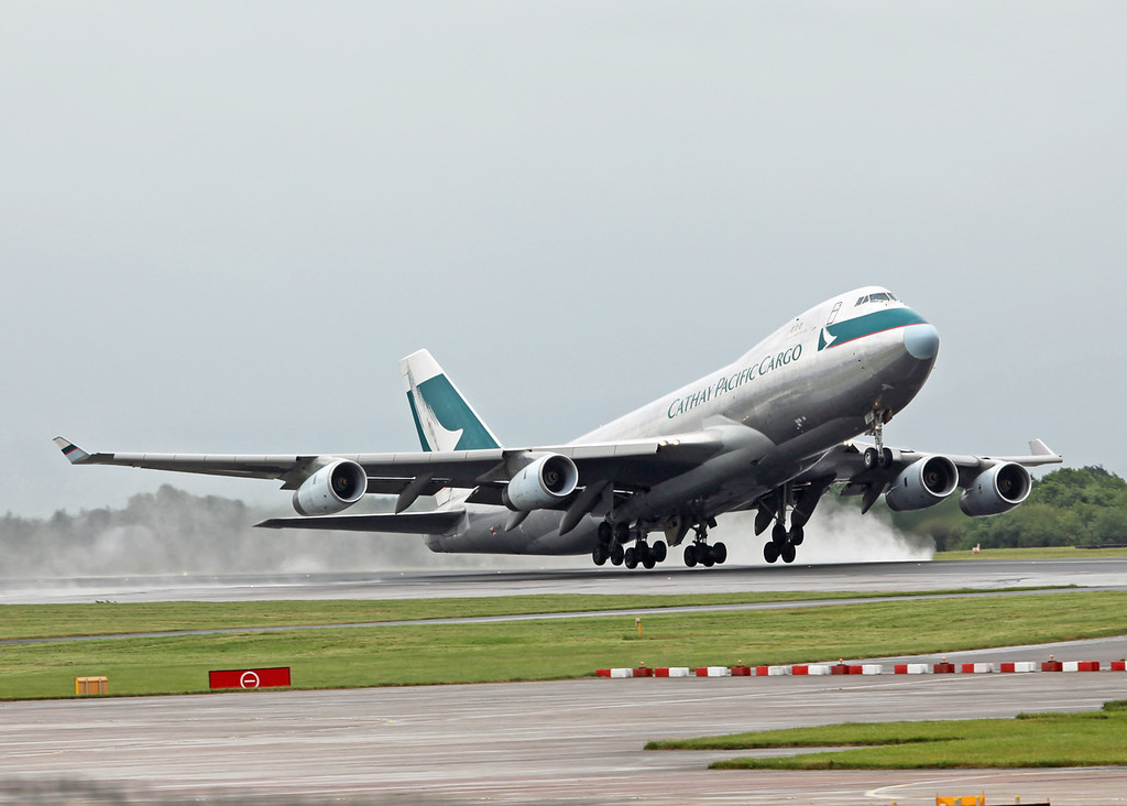 B-HUO Boeing B747-467F (MAN) Cathay Pacific Cargo [4]