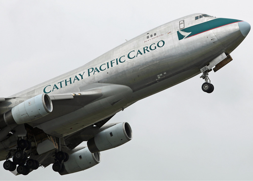 B-HUO Boeing B747-467F (MAN) Cathay Pacific Cargo [7]