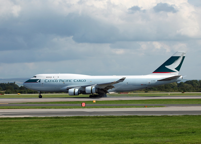 B-HKX B747-412BCF (MAN) Cathay Pacific 3