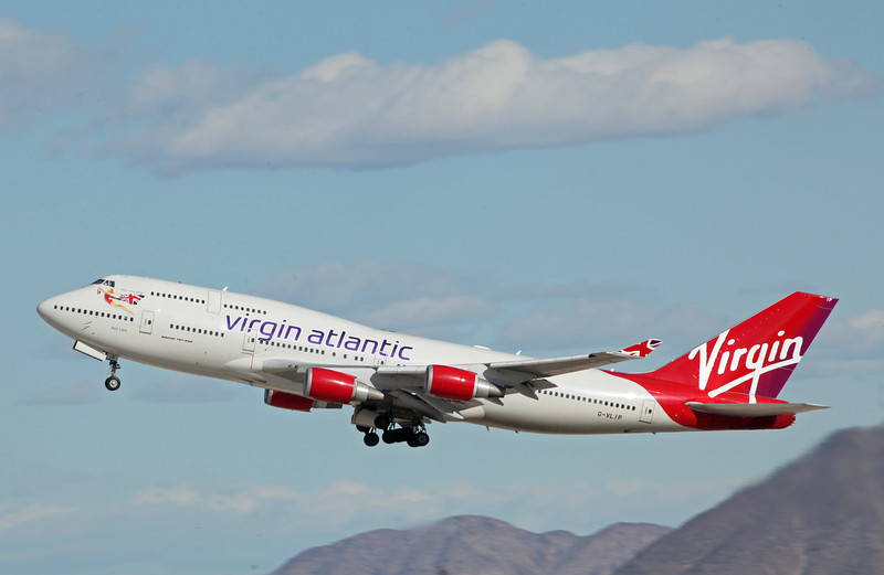 G-VLIP B747-443 [Hot Lips] (LAS) Virgin Atlantic (1)