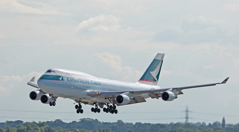 B-HKX B747-412BCF (MAN) Cathay Pacific 7