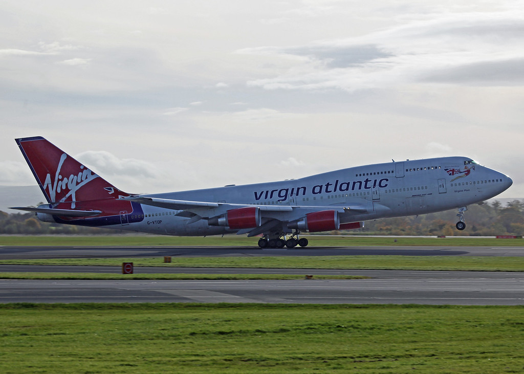 G-VTOP B747-400  [Virginia Plain] (MAN) Virgin Atlantic
