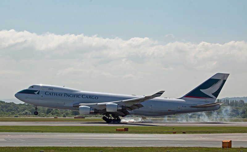B-LID B747-412BCF (MAN) Cathay Pacific (1)
