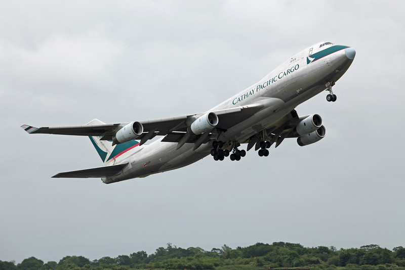 B-HUO Boeing B747-467F (MAN) Cathay Pacific Cargo [6]