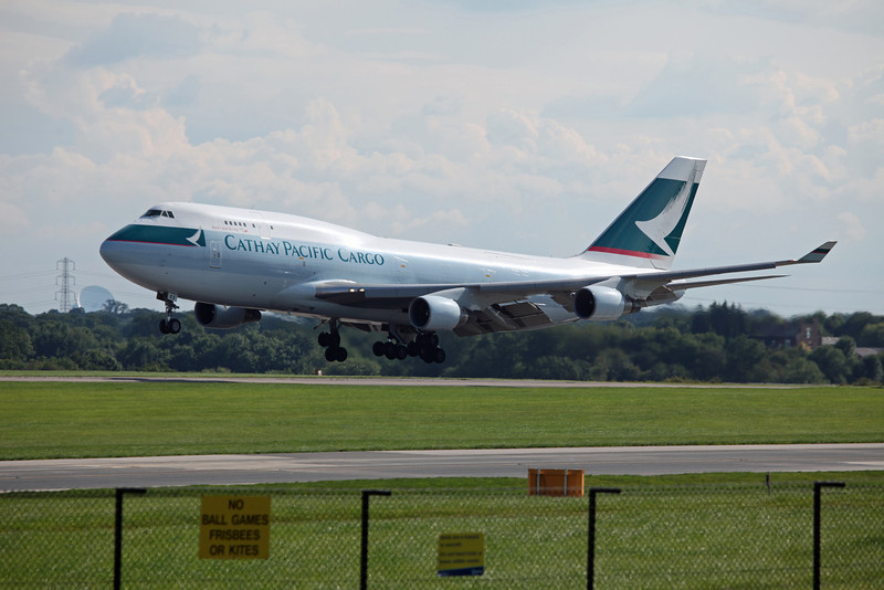 B-HKX B747-412BCF (MAN) Cathay Pacific 4