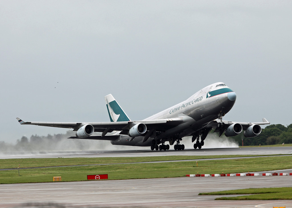 B-HUO Boeing B747-467F (MAN) Cathay Pacific Cargo [2]