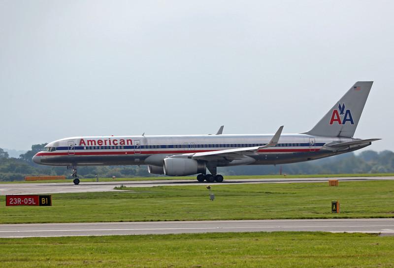 N179AA B757-200 (MAN) American Airlines
