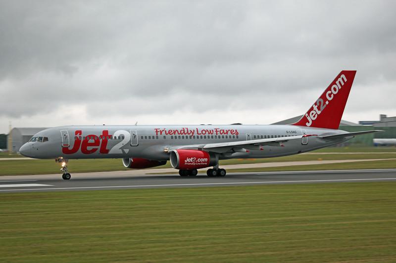G-LSAG B757-236 (MAN) Jet 2