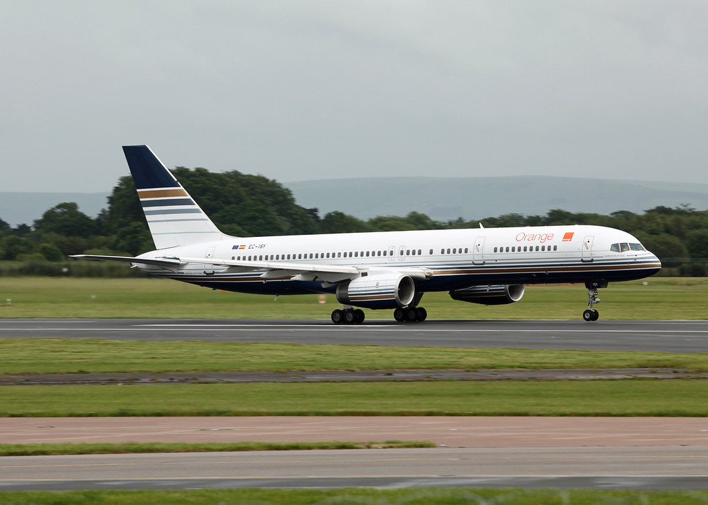 EC-ISY Boeing B757-256 (MAN) Priviledge (PVG) [3]