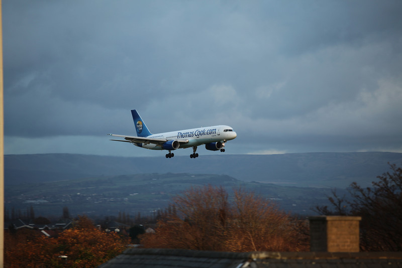 G-FCLJ B757-2Y0 (MAN) Thomas Cook (1)