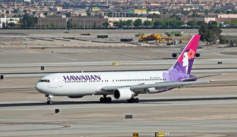 N594HA B767-332 (LAS) Hawaiian Airways