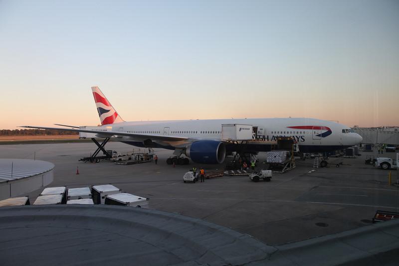 G-VIIP Boeing B777-236 ER (MCO) British Airways