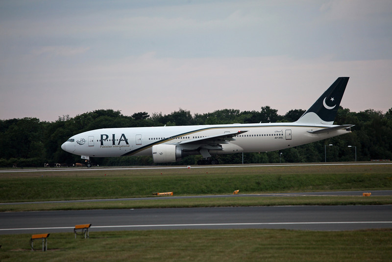 AP-BGL B777-200ER (MAN) PIA Pakistan International Airlines (2)
