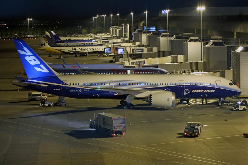 N787BX Boeing B787 (MAN) Boeing