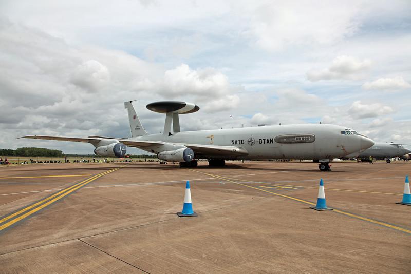 LX-N 90455 Boeing E-3A Sentry (RAF Fairford) NATO (RIAT 2010)