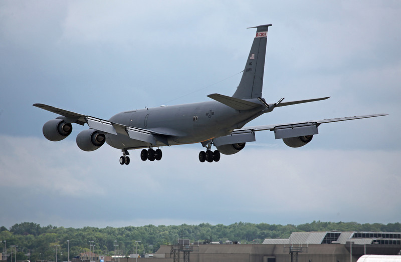 80-059 Boeing KC135 Stratotanker (General Mitchell Airport - Wisconsin) USAF Air National Guard 5