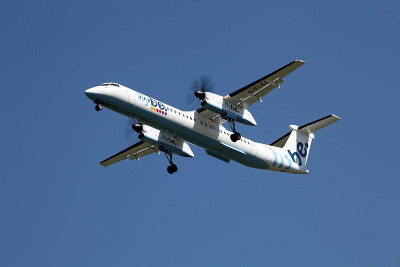 G-FLBA DHC-8-402 (MAN) Flybe