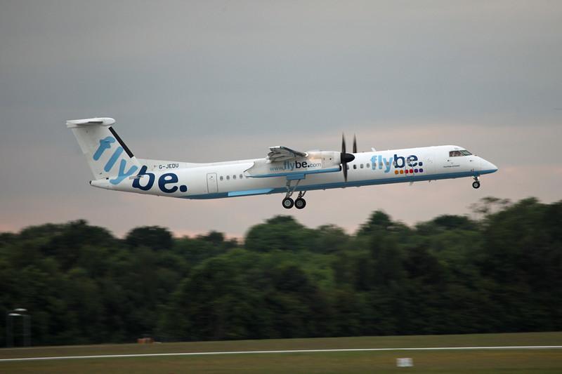 G-JEDU DHC-8-402 (MAN) Flybe
