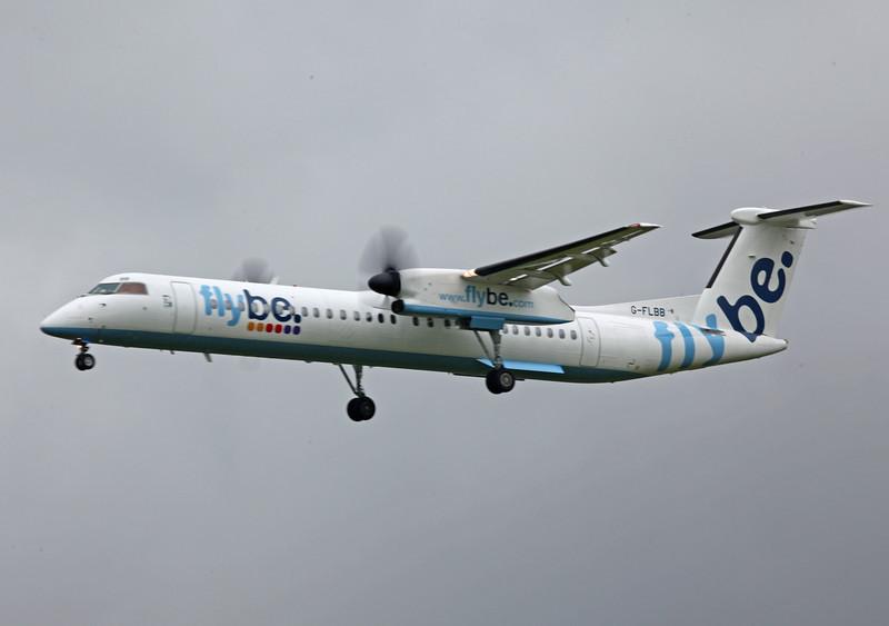 G-FLBB DHC-8-402 (MAN) Flybe