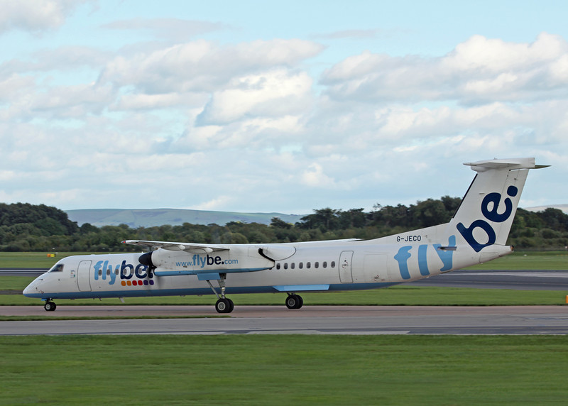 G-JECO DHC-8-402 (MAN) Flybe