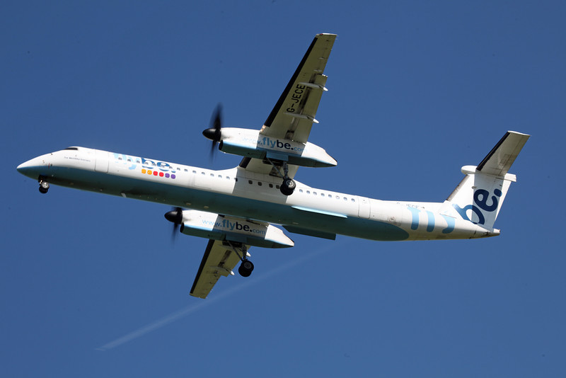 G-JECE DHC-8-402 (MAN) Flybe