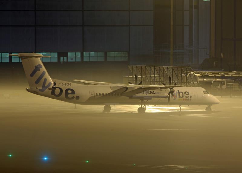 G-ECOG DHC-8-402 (MAN) Flybe