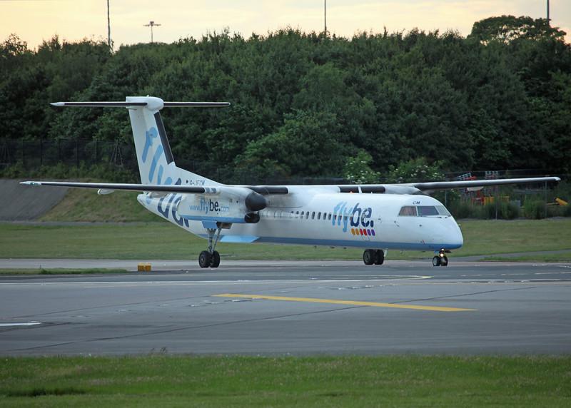 G-JECM DHC-8-402 (MAN) Flybe