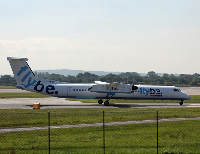 G-ECOO DHC-8-402 (MAN) Flybe