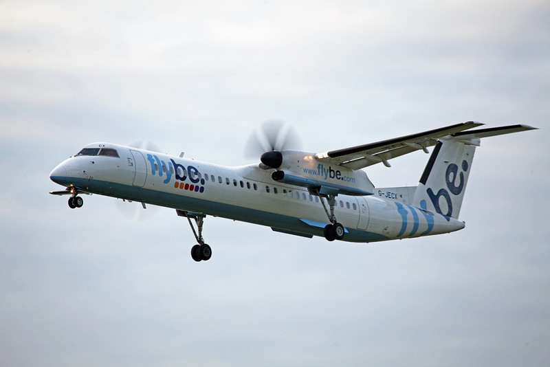 G-JECX DHC-8-402 (MAN) Flybe