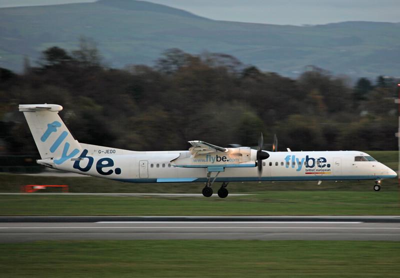 G-JEDO DHC-8-402 (MAN) Flybe