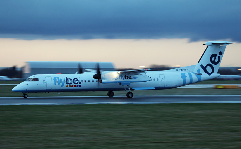 G-ECOD DHC-8-402 (MAN) Flybe