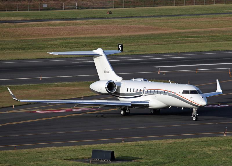 N726AF Bombardier BD-700 (Portland, OR) Vulcan Aircraft Inc 3