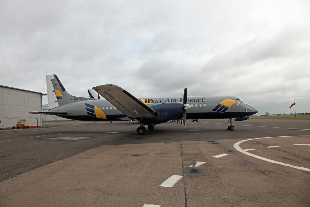 G-MANO British Aerospace BAe ATP (Coventry) Atlantic Airlines [2]