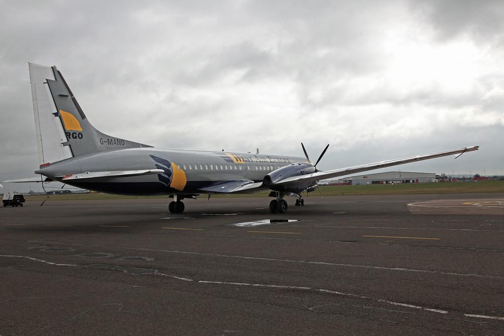 G-MANO British Aerospace BAe ATP (Coventry) Atlantic Airlines [1]