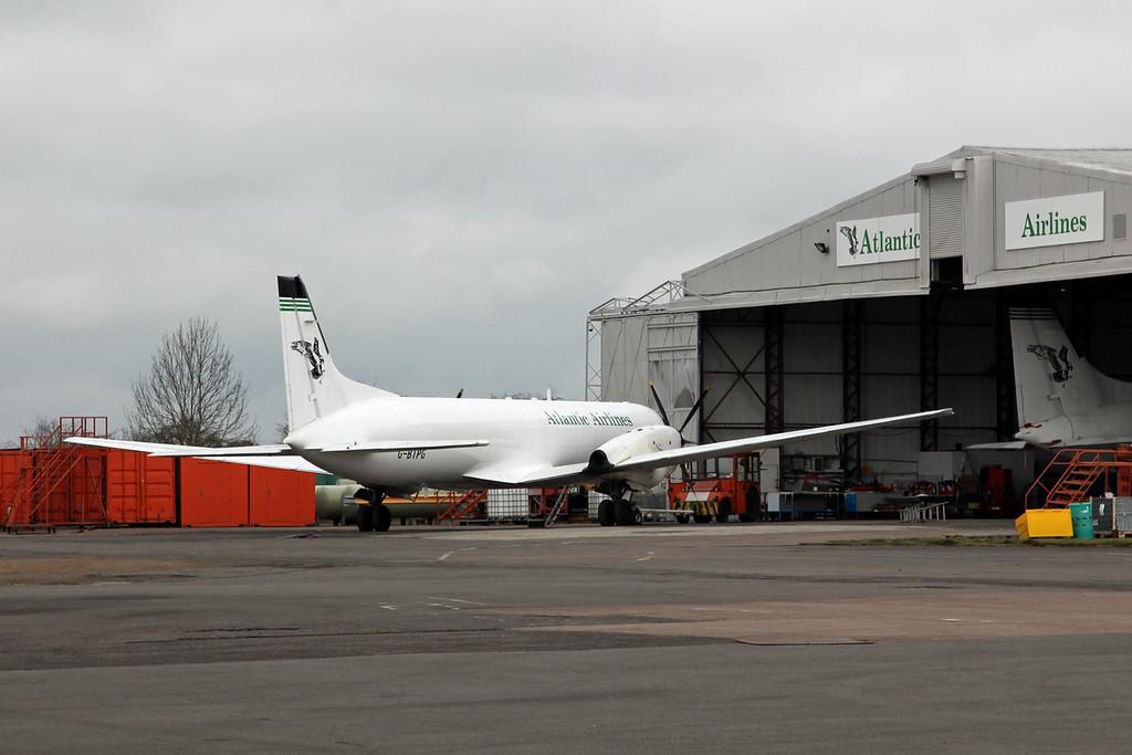 G-BTPG British Aerospace BAe ATP (Coventry) Air Atlantic