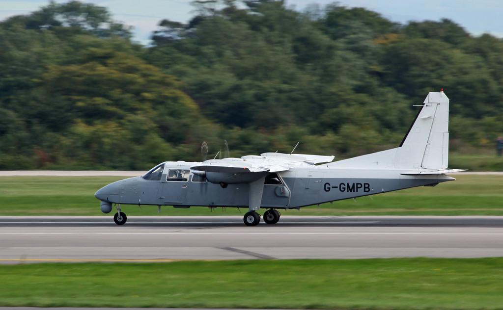G-GMPB BN2T-4S ISLANDER (MAN) GMP 5