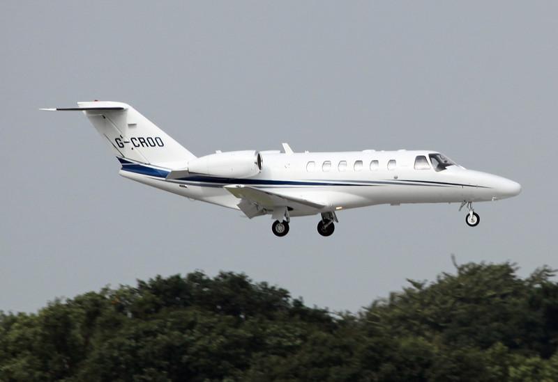 G-GROO Cessna 525A CitationJet CJ2  (MAN) Hangar 8 Limited