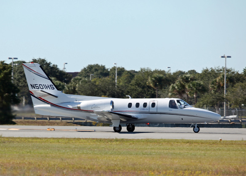 N501HS Cessna 501 (SRQ) Lewis Garry Limited 2