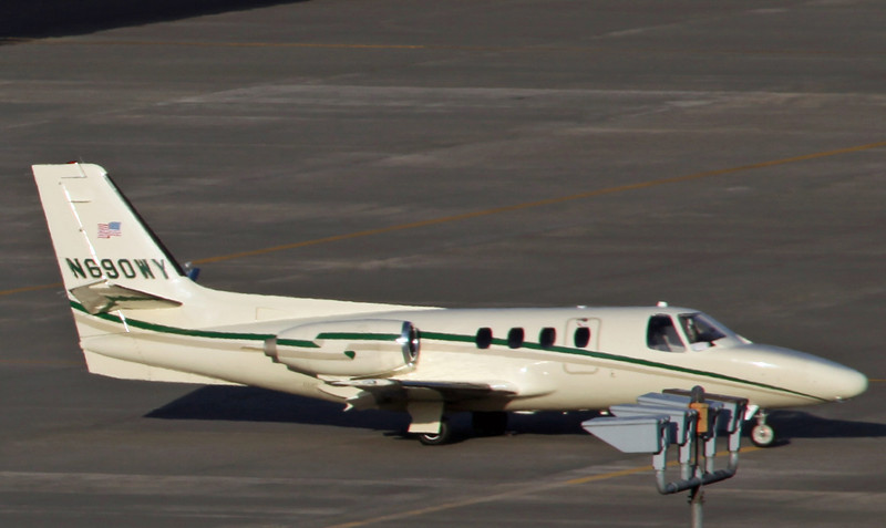 N690WY Cessna 501 (Portland, OR) Rougue Valley Aircraft Leasing LLC