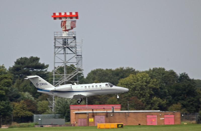 G-GROO Cessna 525A CitationJet CJ2  (MAN) Hangar 8 Limited [3]