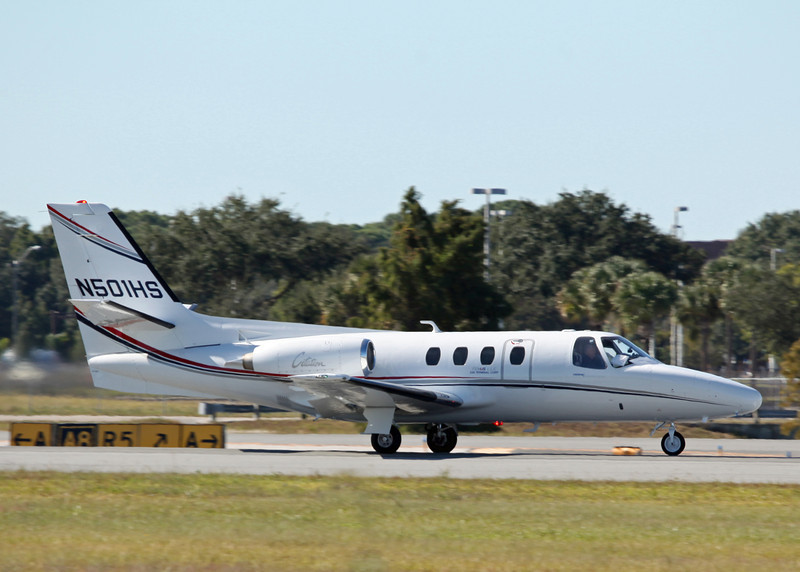 N501HS Cessna 501 (SRQ) Lewis Garry Limited 5