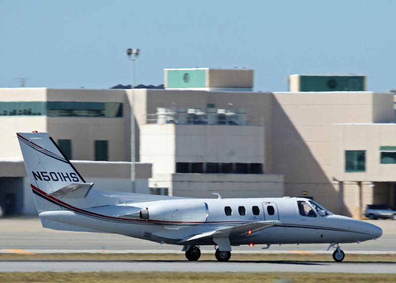 N501HS Cessna 501 (SRQ) Lewis Garry Limited 3