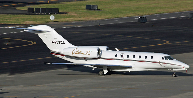 N827QS Cessna 560XL Citation Excel (Portland, OR) NetJet Sales INC