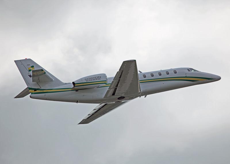 M-AGIC Cessna Citation Soverign 680 (MAN) Trust Air Ltd - Westair Flying Services Ltd 4