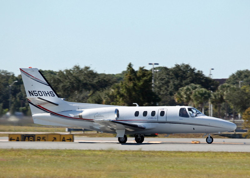 N501HS Cessna 501 (SRQ) Lewis Garry Limited