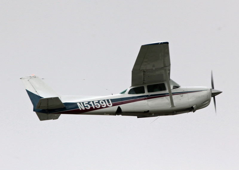 N5159U Cessna 172RG (Boeing Field) Private