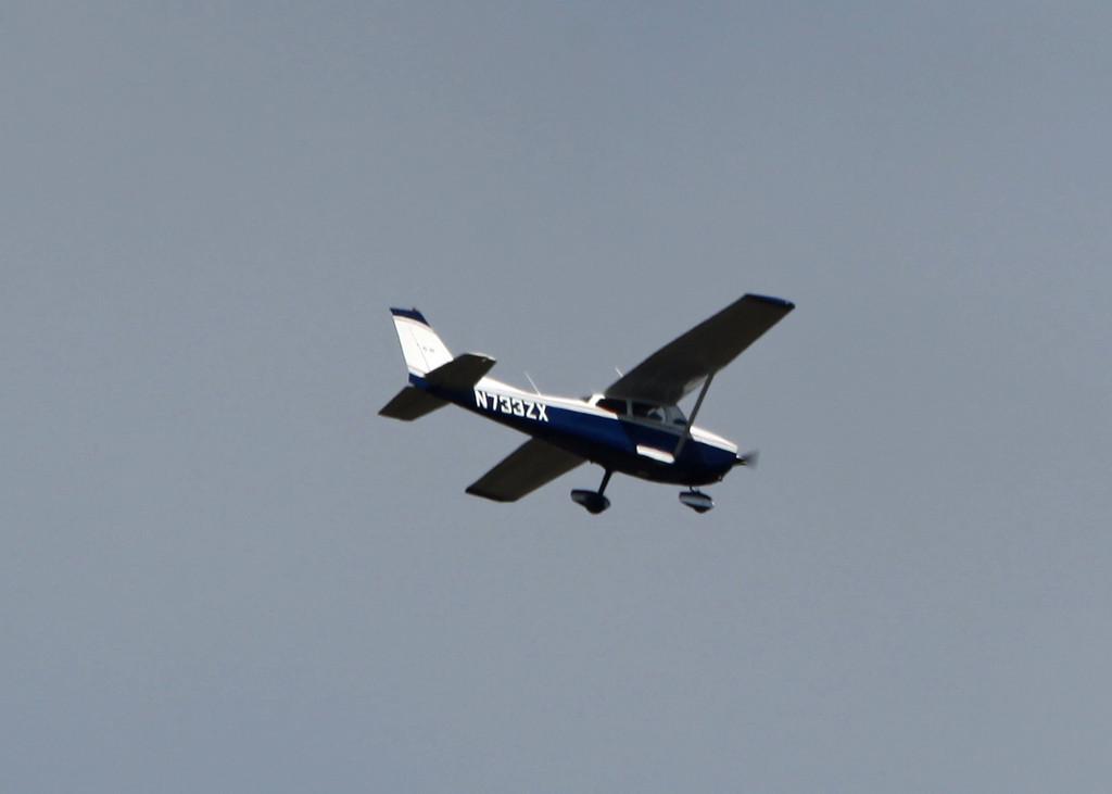 N733ZX Cessna 172N (Over Myakka State park) Neumann Jorge R