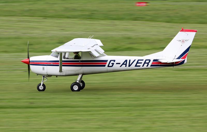 G-AVER Cessna F150G (Barton) Upeerstack LTD [trading as LAC Flying School]