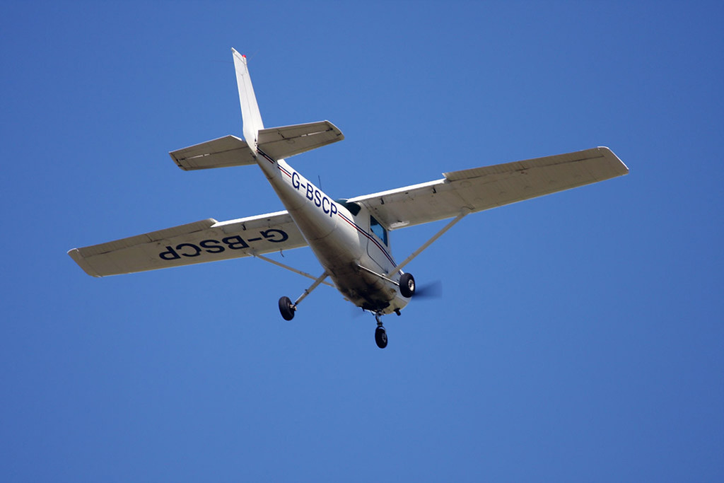 G-BSCP Cessna 152 II (Kinloss) Moray Flying Club [1]